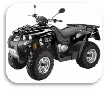 ATV  JUMBO 300