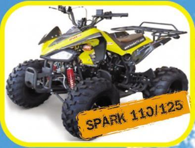 ATV    SPARK 110 / 125