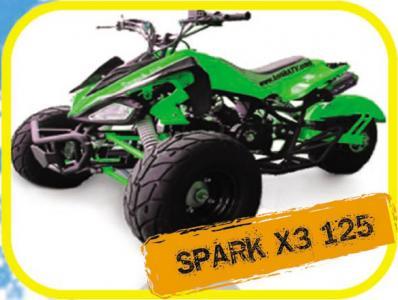 ATV   SPARK X3